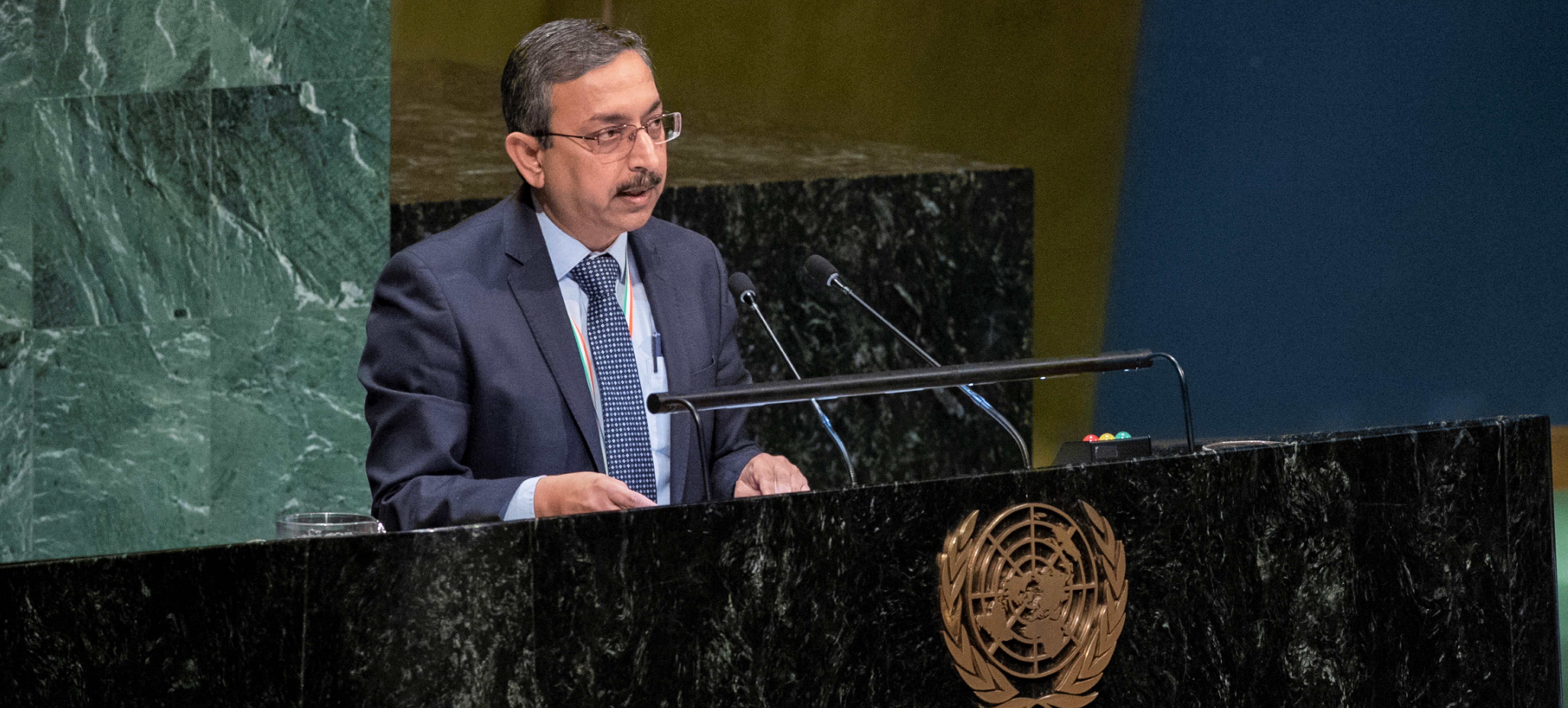 Joint Statement on behalf of India and Sweden on Strengthening of the coordination of humanitarian<br> and disaster relief assistance of the United Nations, including special economic assistance