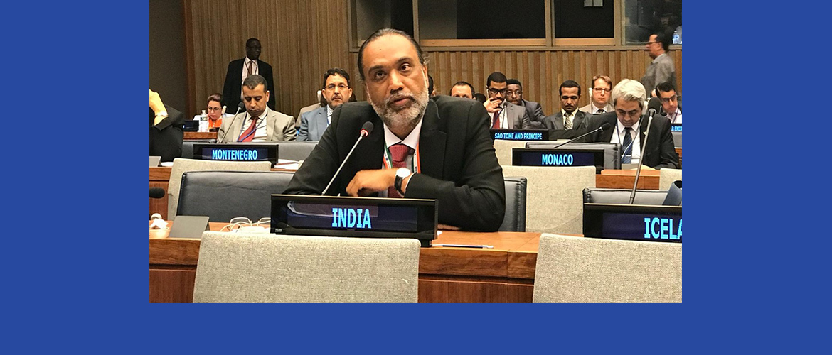 Third UN Conference to Review Progress Made in the Implementation of the Programme of Action (PoA) <br>To Prevent, Combat And Eradicate The Illicit Trade in Small Arms and Light weapons (SALW) <br> in all Its Aspects