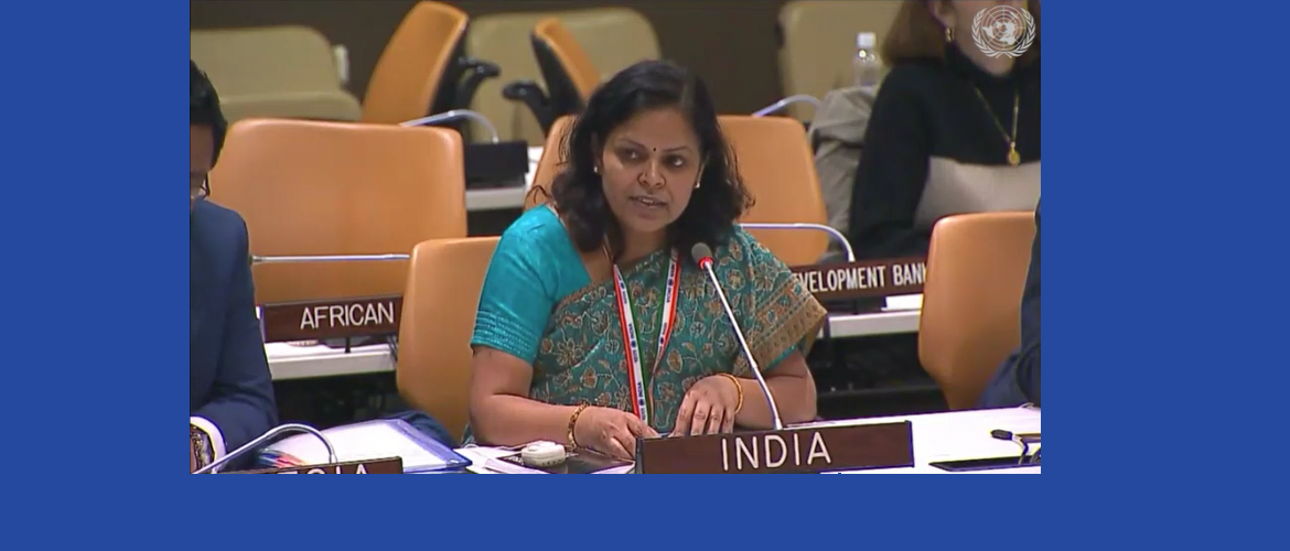 India Participates in the Peacebuilding Commission's High-Level Meeting on the Central African Republic