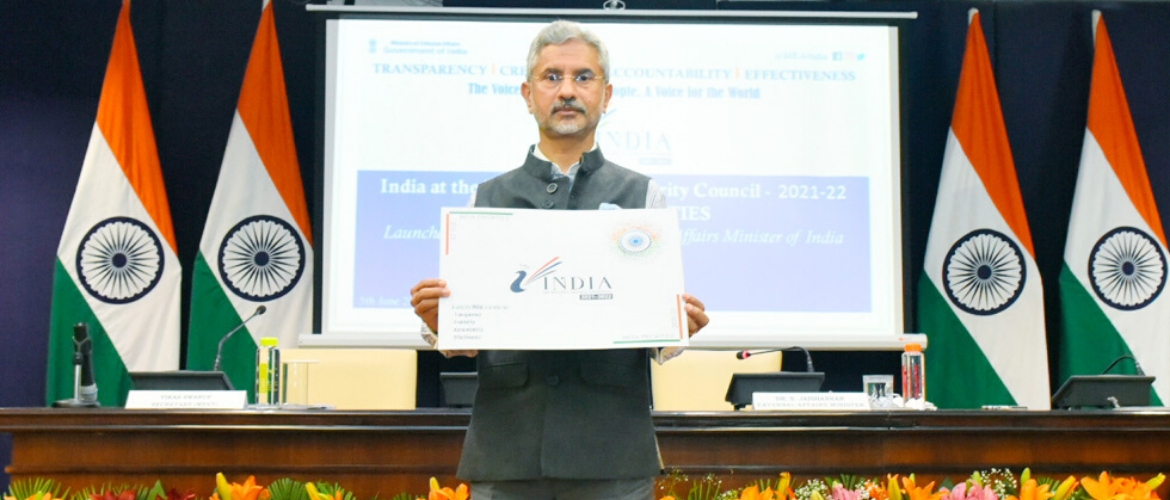 External Affairs Minister Dr. S. Jaishankar launches brochure outlining India's Security Council priorities